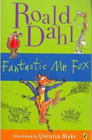 Fantastic Mr Fox Cover